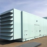 Generator Enclosure by Pacific Enclosures